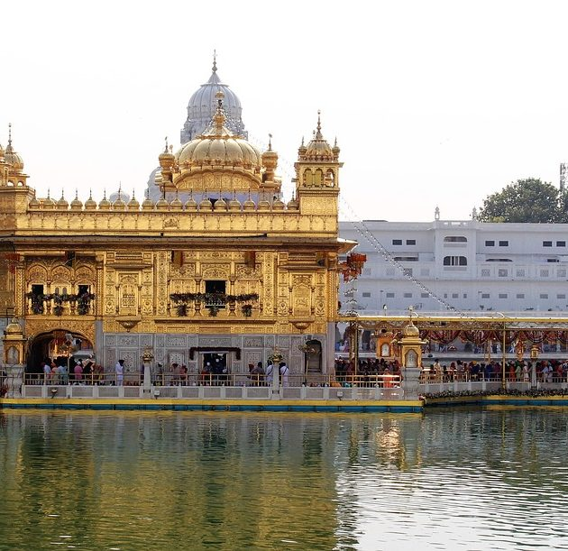 Amritsar_Golden Temple