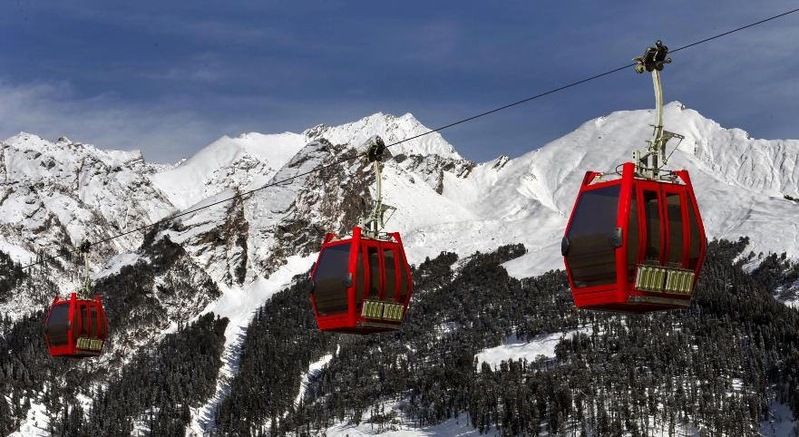 Solang Valley_Cable Car