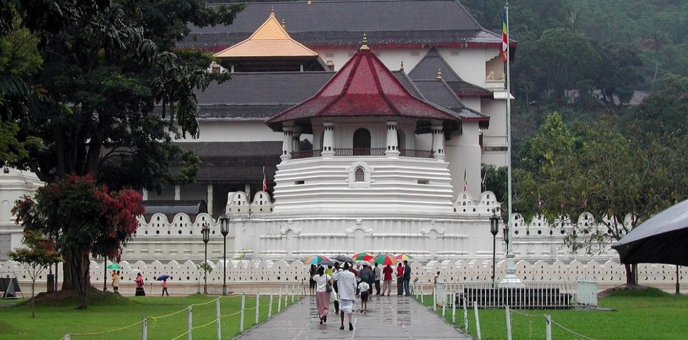 Kandy Temple_Sri Lanka