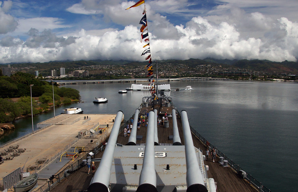 USA- Pearl Harbour