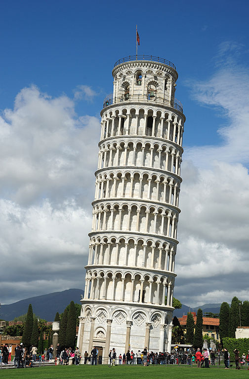 Florence- The Leaning Tower of Pisa