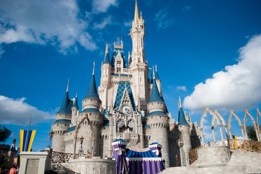 USA, Orlando- Disney World